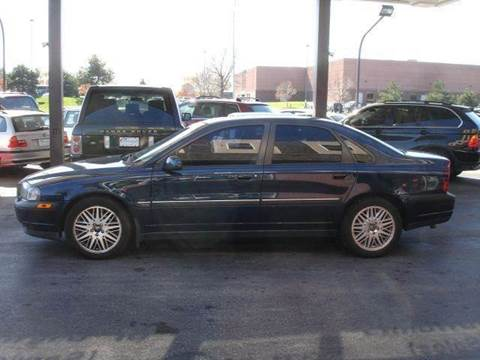 2000 Volvo S80 for sale at AUTOWORKS OF OMAHA INC in Omaha NE