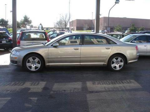 2006 Audi A8 for sale at AUTOWORKS OF OMAHA INC in Omaha NE