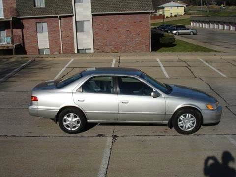 2000 Toyota Camry for sale at AUTOWORKS OF OMAHA INC in Omaha NE