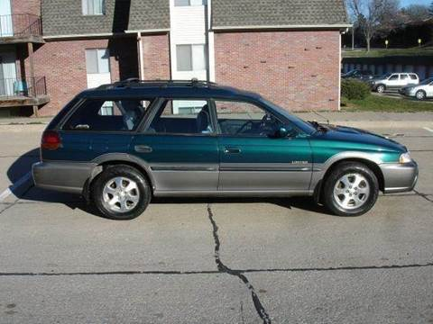 1998 Subaru Legacy for sale at AUTOWORKS OF OMAHA INC in Omaha NE
