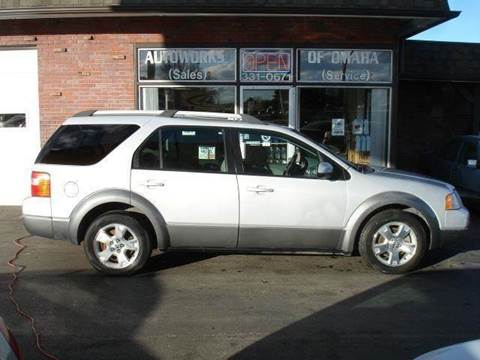 2005 Ford Freestyle for sale at AUTOWORKS OF OMAHA INC in Omaha NE
