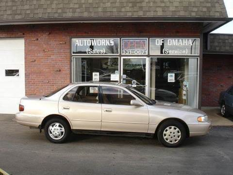 1995 Toyota Camry for sale at AUTOWORKS OF OMAHA INC in Omaha NE