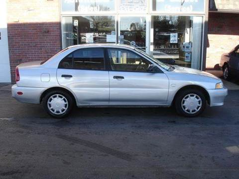 2000 Mitsubishi Mirage for sale at AUTOWORKS OF OMAHA INC in Omaha NE