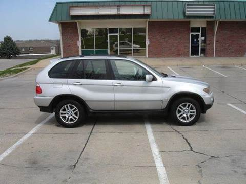 2004 BMW X5 for sale at AUTOWORKS OF OMAHA INC in Omaha NE