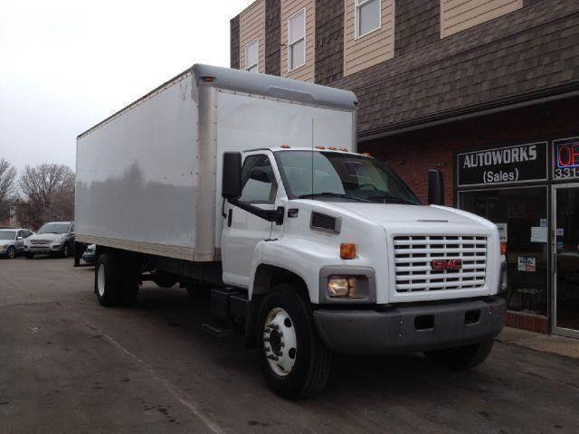 2004 GMC TC5500 for sale at AUTOWORKS OF OMAHA INC in Omaha NE
