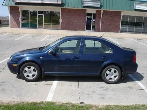 2002 Volkswagen Jetta for sale at AUTOWORKS OF OMAHA INC in Omaha NE