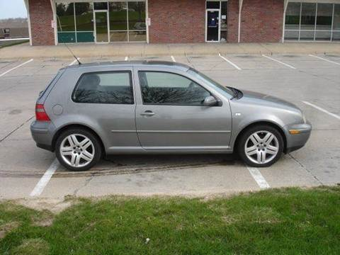2003 Volkswagen GTI for sale at AUTOWORKS OF OMAHA INC in Omaha NE