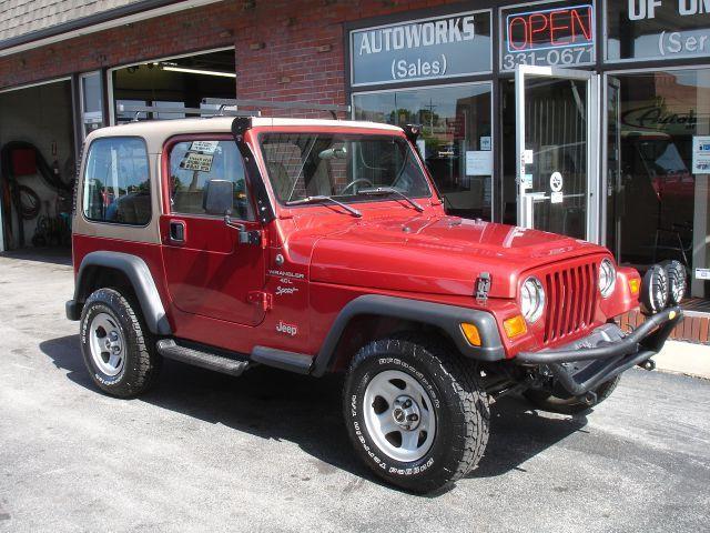 1999 jeep wrangler sport in omaha ne autoworks of omaha inc rh autoworksofomaha com 1999 wrangler owners manual 1999 wrangler owners manual