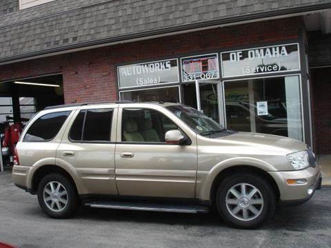 2005 Buick Rainier for sale at AUTOWORKS OF OMAHA INC in Omaha NE