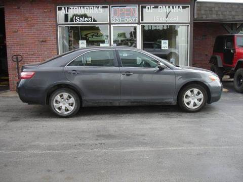 2009 Toyota Camry for sale at AUTOWORKS OF OMAHA INC in Omaha NE
