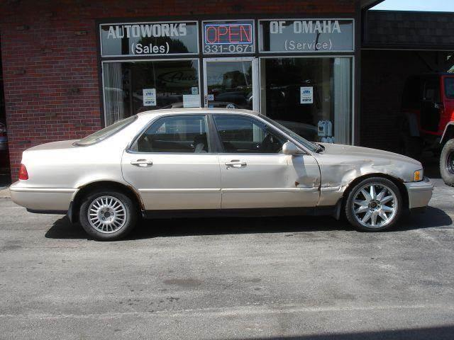 1995 Acura Legend for sale at AUTOWORKS OF OMAHA INC in Omaha NE