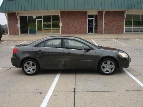2007 Pontiac G6 for sale at AUTOWORKS OF OMAHA INC in Omaha NE