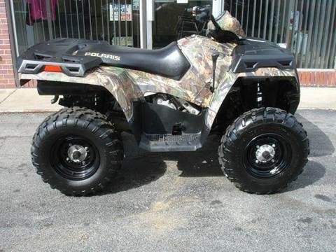 2012 Polaris SPORTSMAN 500 for sale at AUTOWORKS OF OMAHA INC in Omaha NE