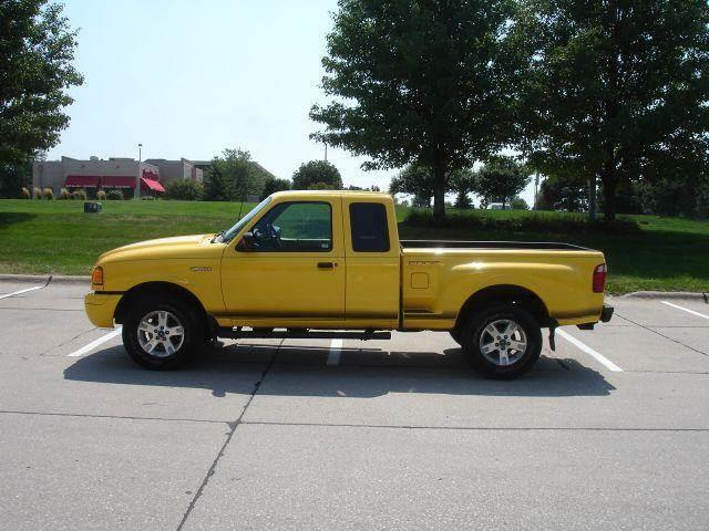 2002 Ford Ranger for sale at AUTOWORKS OF OMAHA INC in Omaha NE