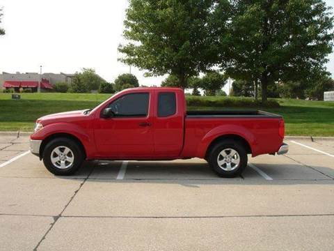 2010 Nissan Frontier for sale at AUTOWORKS OF OMAHA INC in Omaha NE