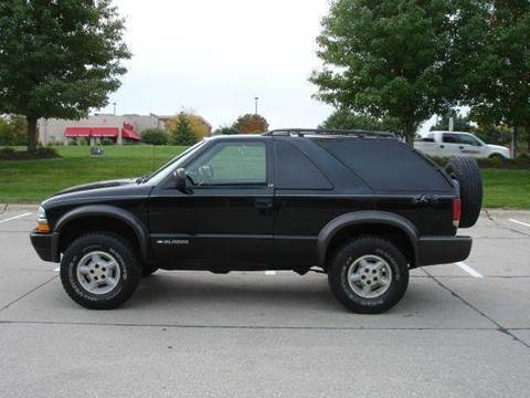 2000 Chevrolet Blazer for sale at AUTOWORKS OF OMAHA INC in Omaha NE