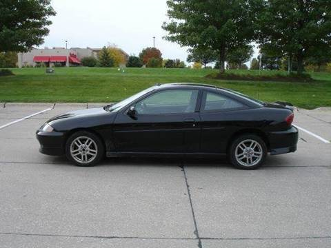 2004 Chevrolet Cavalier for sale at AUTOWORKS OF OMAHA INC in Omaha NE