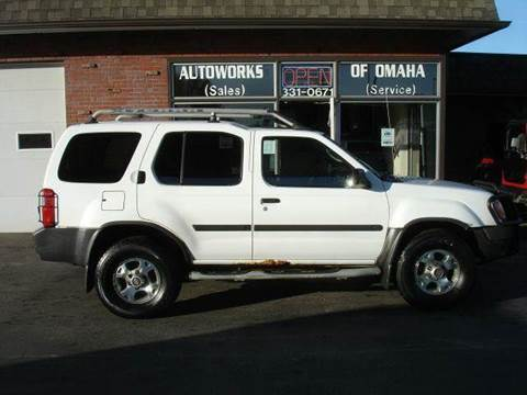 2000 Nissan Xterra for sale at AUTOWORKS OF OMAHA INC in Omaha NE