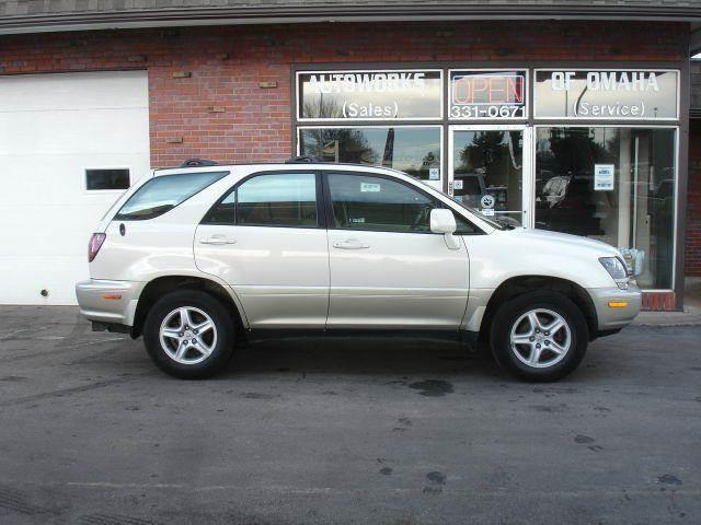2000 Lexus RX 300 for sale at AUTOWORKS OF OMAHA INC in Omaha NE