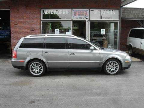 2004 Volkswagen Passat for sale at AUTOWORKS OF OMAHA INC in Omaha NE