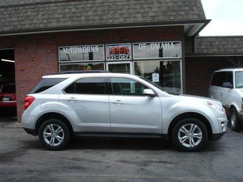 2010 Chevrolet Equinox for sale at AUTOWORKS OF OMAHA INC in Omaha NE