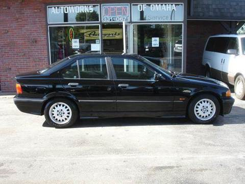 1998 BMW 3 Series for sale at AUTOWORKS OF OMAHA INC in Omaha NE