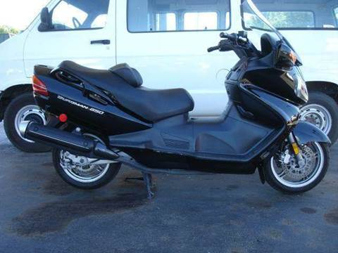 2004 Suzuki Burgman for sale at AUTOWORKS OF OMAHA INC in Omaha NE