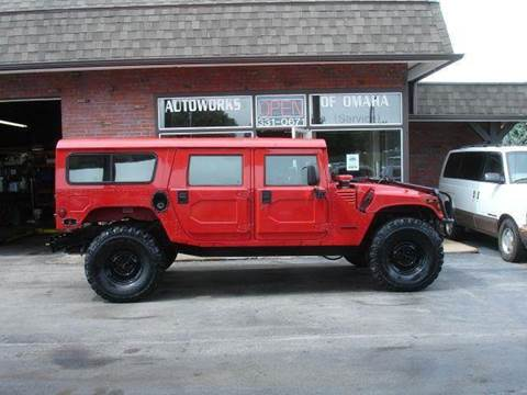1995 HUMMER H1 for sale at AUTOWORKS OF OMAHA INC in Omaha NE