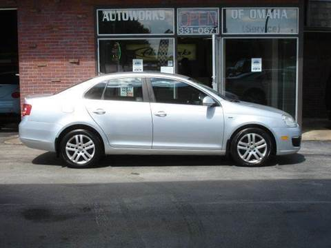 2006 Volkswagen Jetta for sale at AUTOWORKS OF OMAHA INC in Omaha NE