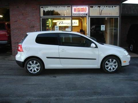 2009 Volkswagen Rabbit for sale at AUTOWORKS OF OMAHA INC in Omaha NE