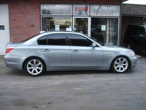 2005 BMW 5 Series for sale at AUTOWORKS OF OMAHA INC in Omaha NE