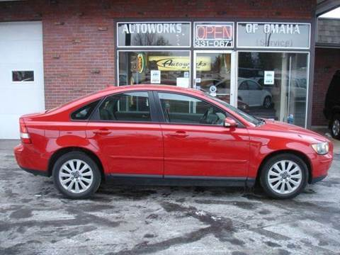 2005 Volvo S40 for sale at AUTOWORKS OF OMAHA INC in Omaha NE