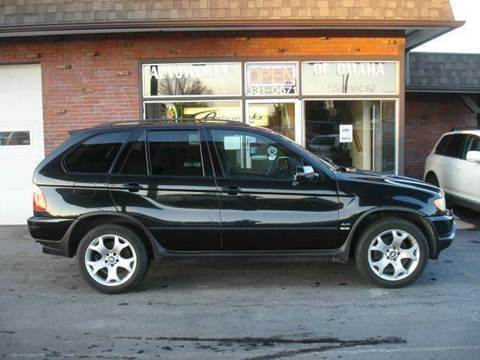 2003 BMW X5 for sale at AUTOWORKS OF OMAHA INC in Omaha NE