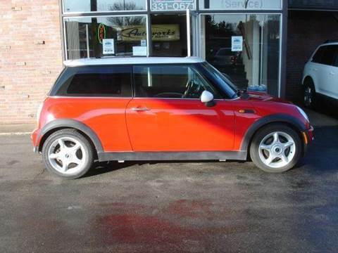 2003 MINI Cooper for sale at AUTOWORKS OF OMAHA INC in Omaha NE