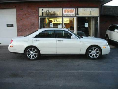 2003 Infiniti M45 for sale at AUTOWORKS OF OMAHA INC in Omaha NE
