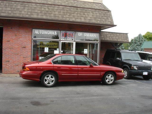 1997 Pontiac Bonneville for sale at AUTOWORKS OF OMAHA INC in Omaha NE