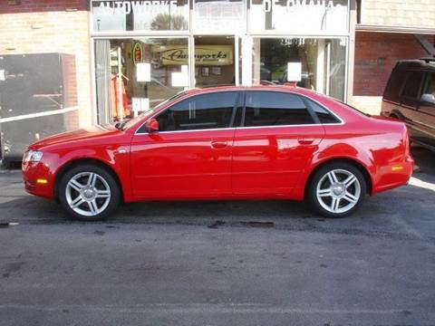 2006 Audi A4 for sale at AUTOWORKS OF OMAHA INC in Omaha NE