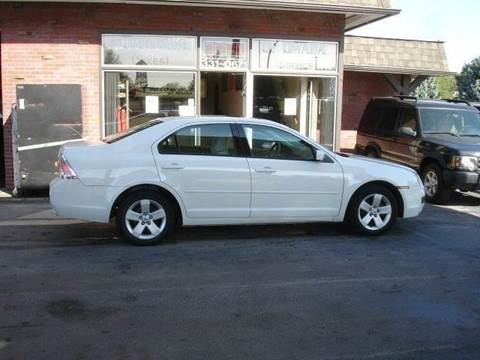 2008 Ford Fusion for sale at AUTOWORKS OF OMAHA INC in Omaha NE