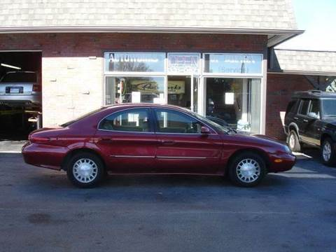 1999 Mercury Sable for sale at AUTOWORKS OF OMAHA INC in Omaha NE
