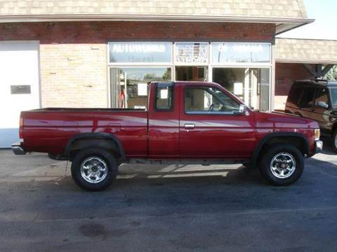 1994 Nissan Truck for sale at AUTOWORKS OF OMAHA INC in Omaha NE