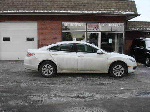 2011 Mazda MAZDA6 for sale at AUTOWORKS OF OMAHA INC in Omaha NE