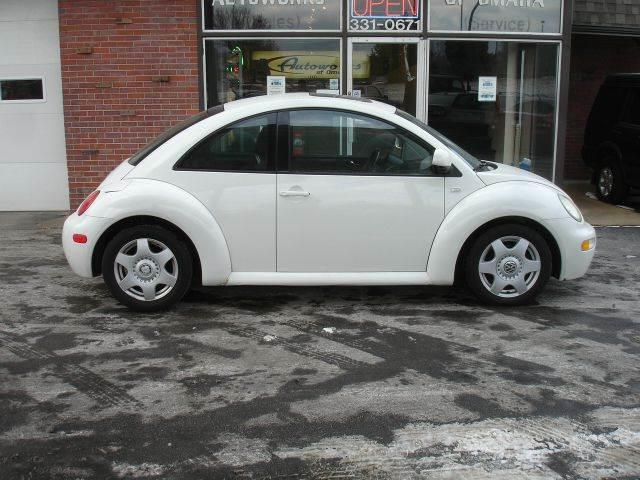 2000 Volkswagen New Beetle for sale at AUTOWORKS OF OMAHA INC in Omaha NE
