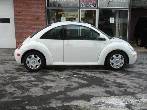2000 Volkswagen New Beetle for sale at AUTOWORKS OF OMAHA INC in Omaha NE