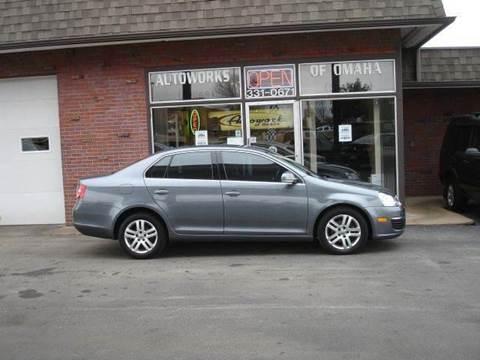 2005 Volkswagen Jetta for sale at AUTOWORKS OF OMAHA INC in Omaha NE