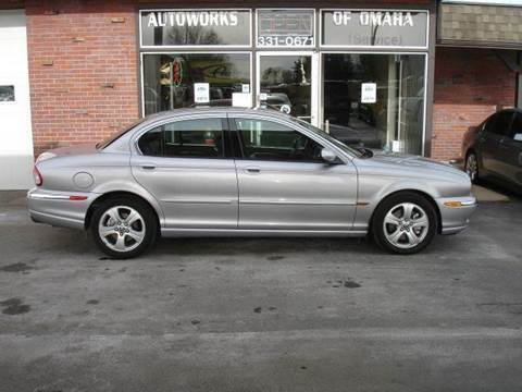 2002 Jaguar X-Type for sale at AUTOWORKS OF OMAHA INC in Omaha NE
