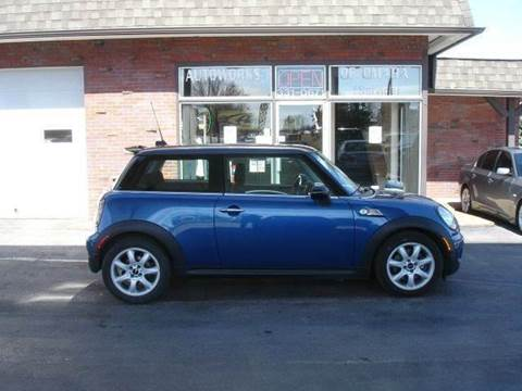 2007 MINI Cooper for sale at AUTOWORKS OF OMAHA INC in Omaha NE