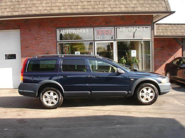 2004 Volvo XC70 for sale at AUTOWORKS OF OMAHA INC in Omaha NE
