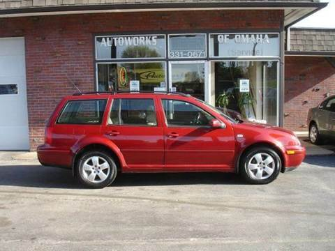 2004 Volkswagen Jetta for sale at AUTOWORKS OF OMAHA INC in Omaha NE