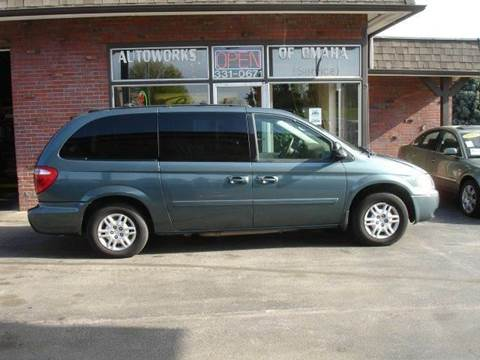 2005 Dodge Grand Caravan for sale at AUTOWORKS OF OMAHA INC in Omaha NE