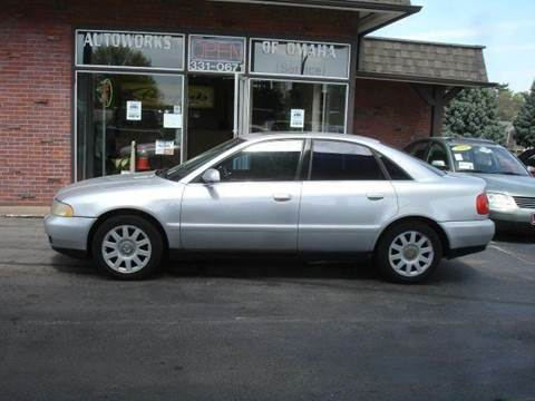 2000 Audi A4 for sale at AUTOWORKS OF OMAHA INC in Omaha NE